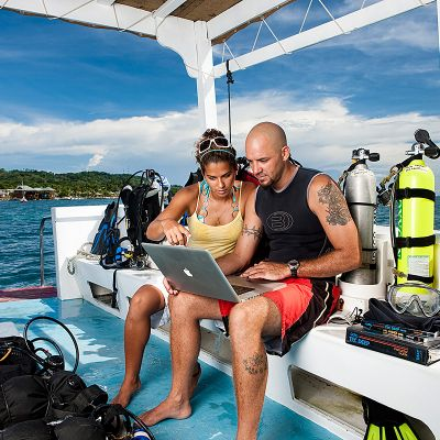 scuba techy dive tables